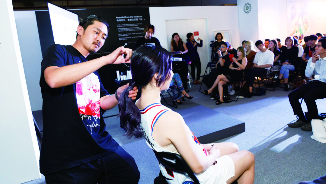 TAKE SINGAPORE HAIR SALON