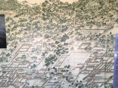 chang deok gung map