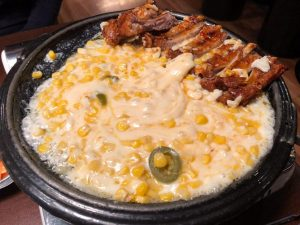 myeongdong james cheese ribs