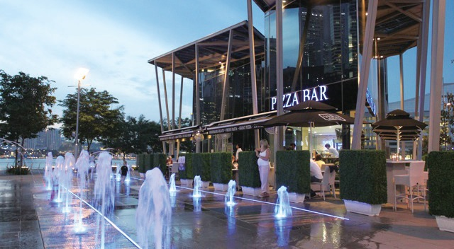 Verve Pizza Bar @ Marina Bay