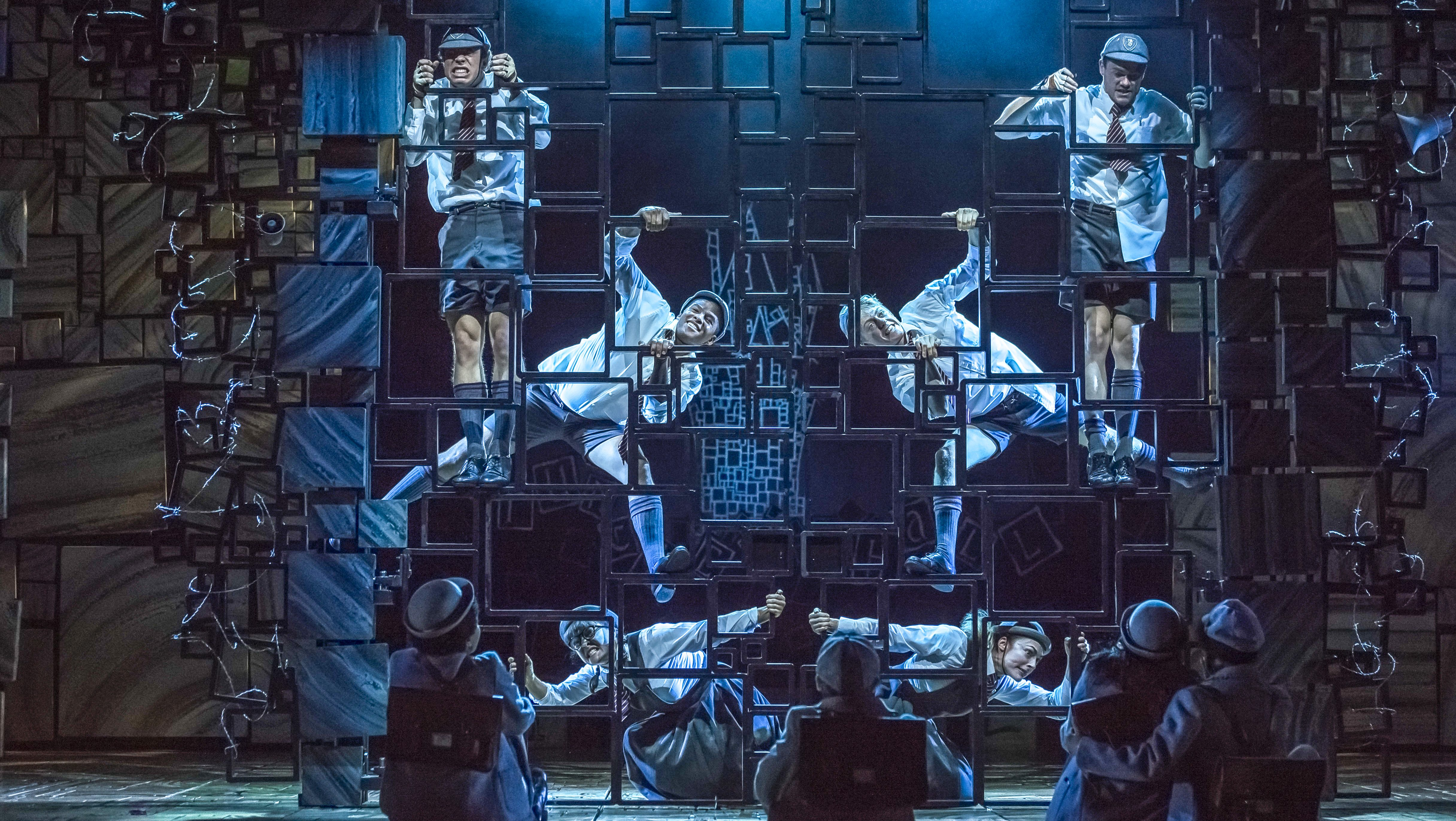 MATILDA THE MUSICAL(-3/17)