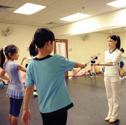 Baton Twirling Club Singapore