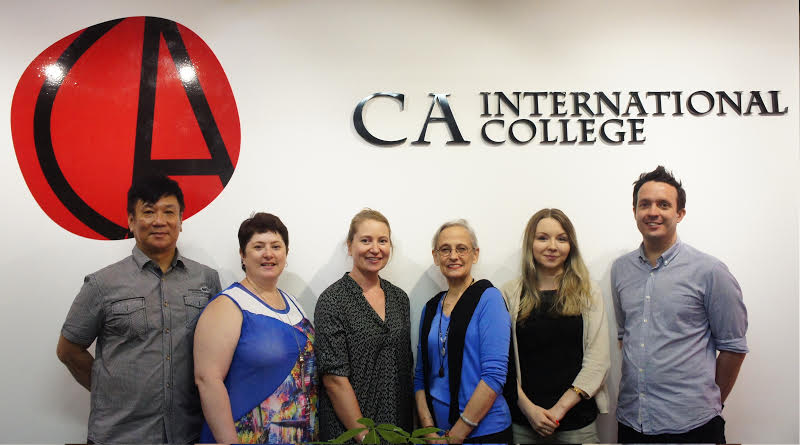 CA International College