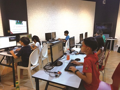 Smart Nation Coding Academy