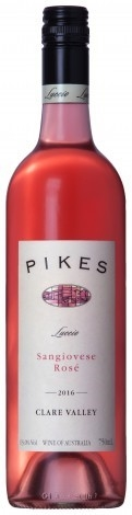 Pikes Sangiovese Rose 2016