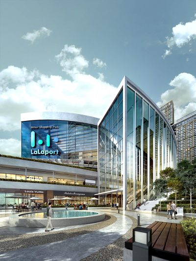 BBCC Mall - Lalaport