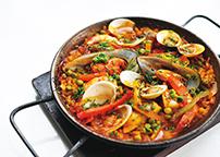 特集1 地中海料理の誘惑。